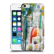 OFFICIAL SYLVIE DEMERS BIRDS Cache  Hard Back Case for Apple iPhone 5 / 5s / SE (9_D_1BAB4)