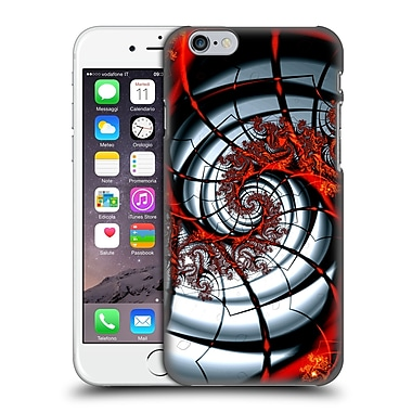 OFFICIAL SVEN FAUTH HELIX Burning Web Hard Back Case for Apple iPhone 6 / 6s (9_F_1C916)