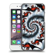 OFFICIAL SVEN FAUTH HELIX Fire & Ice Plastic Hard Back Case for Apple iPhone 6 / 6s (9_F_1C915)