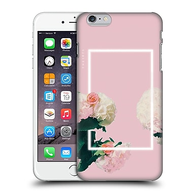 OFFICIAL THE 1975 KEY ART Roses Pink Hard Back Case for Apple iPhone 6 Plus / 6s Plus (9_10_1DB4E)