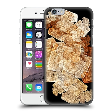 OFFICIAL SVEN FAUTH FRACTALS 3 Play Cards Hard Back Case for Apple iPhone 6 / 6s (9_F_1DBED)