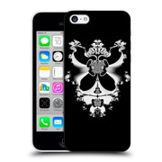 OFFICIAL SVEN FAUTH FRACTALS Angel Hard Back Case for Apple iPhone 5c (9_E_1C90B)