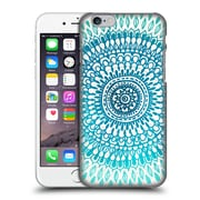 OFFICIAL TANGERINE-TANE TEXTURE & PATTERNS Radiate In Teal & Emerald Hard Back Case for Apple iPhone 6 / 6s (9_F_1E0A8)