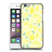 OFFICIAL TANGERINE-TANE TEXTURE & PATTERNS Summer Lemons Hard Back Case for Apple iPhone 6 / 6s (9_F_1E0AA)