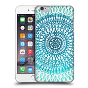 OFFICIAL TANGERINE-TANE TEXTURE & PATTERNS Radiate In Teal & Emerald Hard Back Case for Apple iPhone 6 Plus / 6s Plus