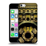 OFFICIAL SVEN FAUTH MAORI Yellow Hard Back Case for Apple iPhone 5c (9_E_1DBFB)