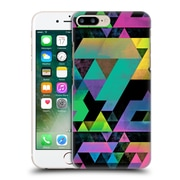 OFFICIAL SPIRES ISOMETRICS Neon Jewel Maze Hard Back Case for Apple iPhone 7 Plus (9_1FA_1D9E9)