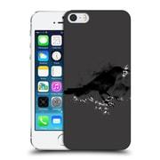 OFFICIAL TOBE FONSECA MUSIC 2 Broken Strings Hard Back Case for Apple iPhone 5 / 5s / SE (9_D_1B52C)