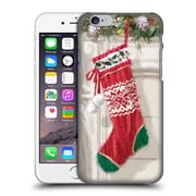 OFFICIAL THE MACNEIL STUDIO CHRISTMAS DECORS Stocking 2 Hard Back Case for Apple iPhone 6 / 6s (9_F_1D537)
