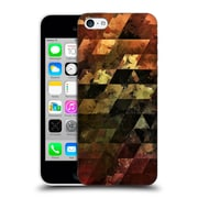 OFFICIAL SPIRES ISOMETRICS October Rust Hard Back Case for Apple iPhone 5c (9_E_1D9EE)