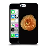 OFFICIAL SVEN FAUTH ABSTRACT Rose Hard Back Case for Apple iPhone 5c (9_E_1C901)
