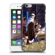 OFFICIAL THE MACNEIL STUDIO NATIVITY Jesus In A Manger Hard Back Case for Apple iPhone 6 / 6s (9_F_1D54D)