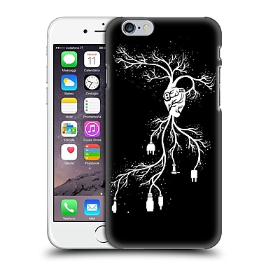 OFFICIAL TOBE FONSECA ANATOMY Looking For Connection Heart Hard Back Case for Apple iPhone 6 / 6s (9_F_1AA0D)
