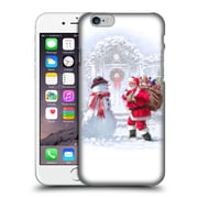 OFFICIAL THE MACNEIL STUDIO SANTA CLAUS Sack Hard Back Case for Apple iPhone 6 / 6s (9_F_1D552)