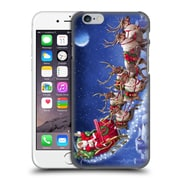 OFFICIAL THE MACNEIL STUDIO SANTA CLAUS Sleigh 2 Hard Back Case for Apple iPhone 6 / 6s (9_F_1D558)