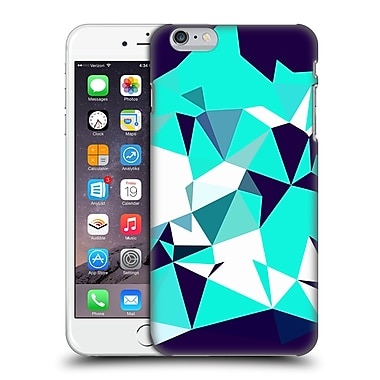 OFFICIAL SPIRES POLYGONS 3265 Crystalline Hard Back Case for Apple iPhone 6 Plus / 6s Plus (9_10_1D960)
