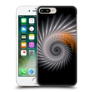 OFFICIAL SVEN FAUTH HELIX Silver Spiral Hard Back Case for Apple iPhone 7 Plus (9_1FA_1C911)