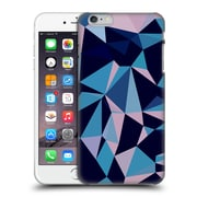 OFFICIAL SPIRES POLYGONS Blues Hard Back Case for Apple iPhone 6 Plus / 6s Plus (9_10_1D963)