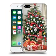OFFICIAL THE MACNEIL STUDIO CHRISTMAS TREE Interior 2 Hard Back Case for Apple iPhone 7 Plus (9_1FA_1D54A)