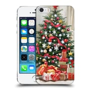 OFFICIAL THE MACNEIL STUDIO CHRISTMAS TREE Interior 2 Hard Back Case for Apple iPhone 5 / 5s / SE (9_D_1D54A)