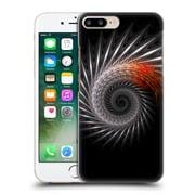 OFFICIAL SVEN FAUTH HELIX Titan Silver Hard Back Case for Apple iPhone 7 Plus (9_1FA_1C90E)