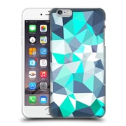 OFFICIAL SPIRES POLYGONS Slate Hard Back Case for Apple iPhone 6 Plus / 6s Plus (9_10_1D96A)