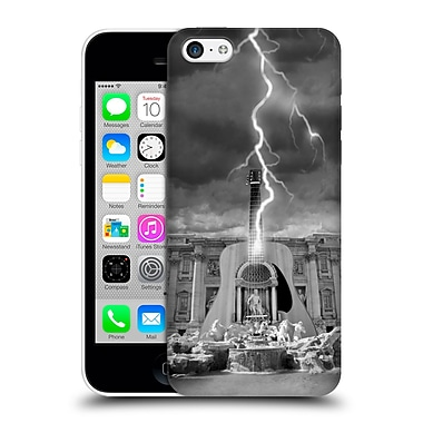 OFFICIAL THOMAS BARBEY LANDMARKS Striking A Chord Hard Back Case for Apple iPhone 5c (9_E_1A3FE)