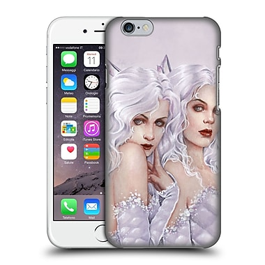 OFFICIAL SELINA FENECH FAIRIES Silver Sisters Hard Back Case for Apple iPhone 6 / 6s (9_F_1A1F3)