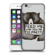 OFFICIAL TOBE FONSECA ANIMALS Feed Me And Tell Me I'm Pretty Hard Back Case for Apple iPhone 6 / 6s (9_F_1AA12)