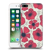OFFICIAL TRACIE ANDREWS FLORA AND FAUNA Raspberry Hard Back Case for Apple iPhone 7 Plus (9_1FA_1A6BA)