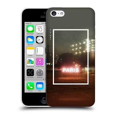 OFFICIAL THE 1975 SONGS Paris Hard Back Case for Apple iPhone 5c (9_E_1E3B8)