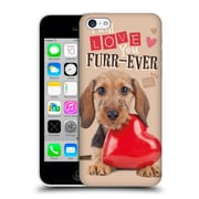 OFFICIAL STUDIO PETS QUOTES Furrever Hard Back Case for Apple iPhone 5c (9_E_1DF75)
