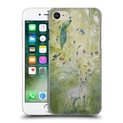 OFFICIAL STEPHANIE LAW STAG SONATA CYCLE Deer 2 Hard Back Case for Apple iPhone 7 (9_1F9_1A6FA)