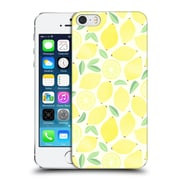 OFFICIAL TANGERINE-TANE TEXTURE & PATTERNS Summer Lemons Hard Back Case for Apple iPhone 5 / 5s / SE (9_D_1E0AA)