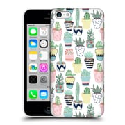 OFFICIAL TANGERINE-TANE TEXTURE & PATTERNS Cute Cacti In Pots Hard Back Case for Apple iPhone 5c (9_E_1E0A1)