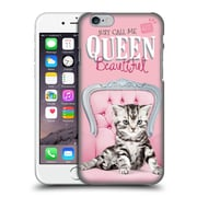OFFICIAL STUDIO PETS QUOTES Queen Beautiful Hard Back Case for Apple iPhone 6 / 6s (9_F_1DF73)