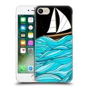 "OFFICIAL STEVE ""SWADE"" WADE LANDSCAPES Night Sailing Hard Back Case for Apple iPhone 7 (9_1F9_1B24F)"