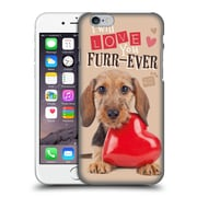 OFFICIAL STUDIO PETS QUOTES Furrever Hard Back Case for Apple iPhone 6 / 6s (9_F_1DF75)