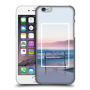 OFFICIAL THE 1975 SONGS This Must Be My Dream Hard Back Case for Apple iPhone 6 / 6s (9_F_1E3BE)