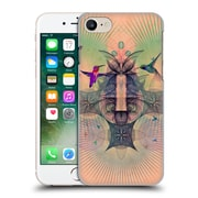 OFFICIAL SPIRES ILLUSTRATION The Hummingbird Dimension Hard Back Case for Apple iPhone 7 (9_1F9_1D9DE)