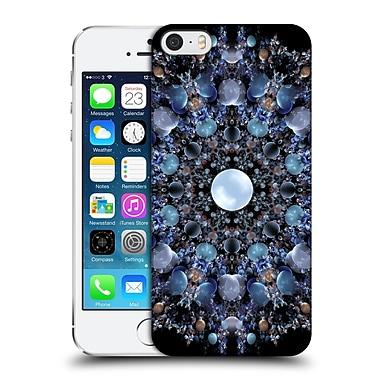 OFFICIAL SVEN FAUTH KALEIDOSCOPE Frozen Mirror Hard Back Case for Apple iPhone 5 / 5s / SE (9_D_1DBD9)