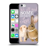OFFICIAL STUDIO PETS QUOTES Some Bunny Hard Back Case for Apple iPhone 5c (9_E_1DF6F)