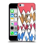 """OFFICIAL STEVE """"SWADE"""" WADE LANDSCAPES Mountains of Color Hard Back Case for Apple iPhone 5c (9_E_1B24E)"""