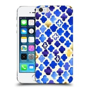 OFFICIAL TANGERINE-TANE TEXTURE & PATTERNS Rustic Moroccan Hard Back Case for Apple iPhone 5 / 5s / SE (9_D_1E0A9)