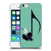 OFFICIAL TOBE FONSECA MUSIC 2 Born To Sing Hard Back Case for Apple iPhone 5 / 5s / SE (9_D_1B52B)