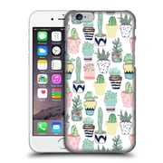 OFFICIAL TANGERINE-TANE TEXTURE & PATTERNS Cute Cacti In Pots Hard Back Case for Apple iPhone 6 / 6s (9_F_1E0A1)