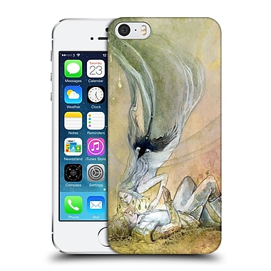 OFFICIAL STEPHANIE LAW FAERIES 9 For A Kiss Hard Back Case for Apple iPhone 5 / 5s / SE (9_D_1A6E7)