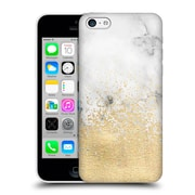OFFICIAL TANGERINE-TANE TEXTURE & PATTERNS Gold Dust On Marble Hard Back Case for Apple iPhone 5c (9_E_1E0A4)