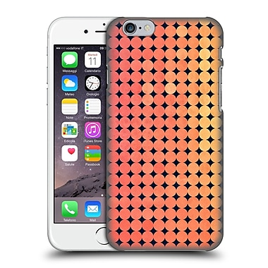 OFFICIAL SPIRES DOTS Hot Sky Hard Back Case for Apple iPhone 6 / 6s (9_F_1D9C4)