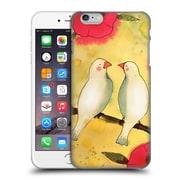 OFFICIAL SYLVIE DEMERS BIRDS Les Poetes Hard Back Case for Apple iPhone 6 Plus / 6s Plus (9_10_1BABD)